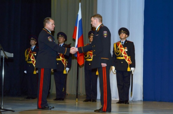 Представление нового главы УМВД по ЯНАО|Фото: 89.мвд.рф