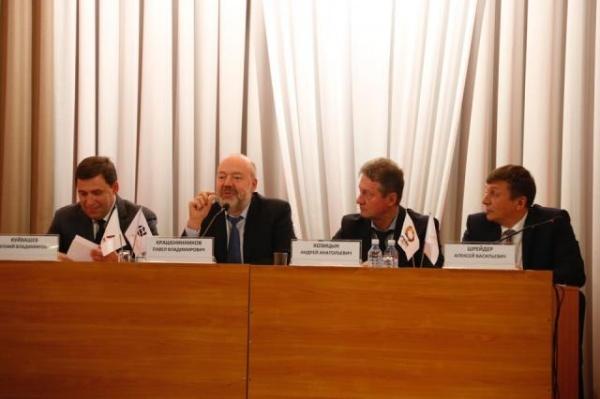 Евгений Куйвашев Серов визит|Фото: ДИП губернатора Свердловской области