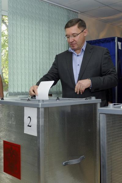 Владимир Якушев губернатор Тюменской области голосование|Фото: admtyumen.ru