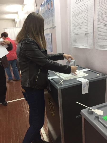 Выборы-2016 в Нижневартовске|Фото: n-vartovsk.ru