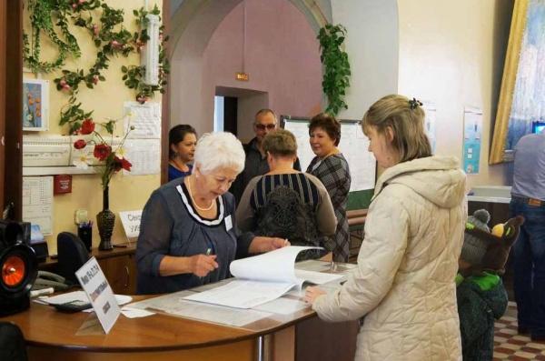 Нижний Тагил выборы голосование 2016 Фото: администрация Нижнего Тагила