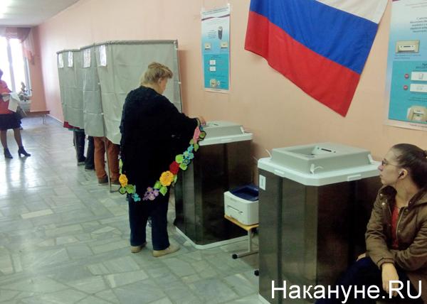 голосование, выборы 2016|Фото: Накануне.RU