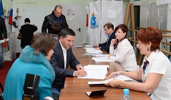 Выборы-2016, Дмитрий Кобылкин|Фото: правительство.янао.рф