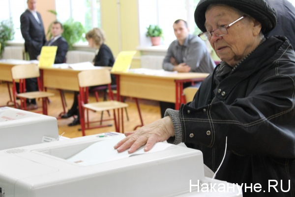 выборы москва Фото: Накануне.RU