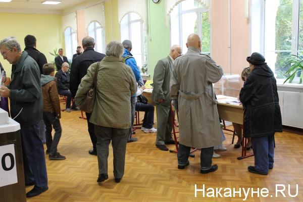 выборы москва|Фото: Накануне.RU