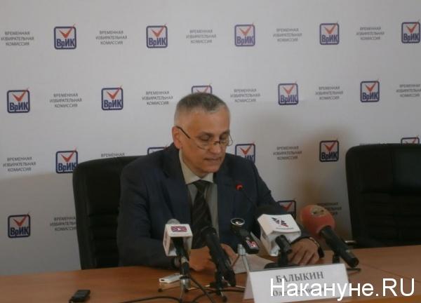 пресс-атташе ВрИК Олег Балыкин|Фото: Накануне.RU