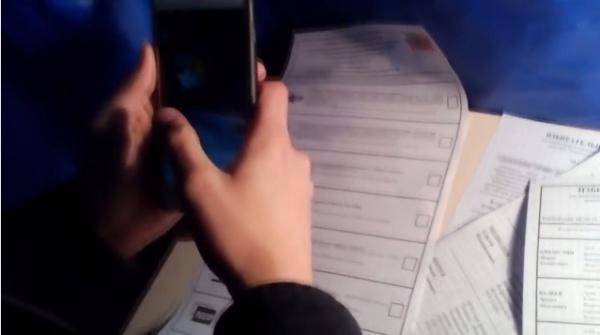 ловля покемонов на избирательном участке|Фото: youtube.com