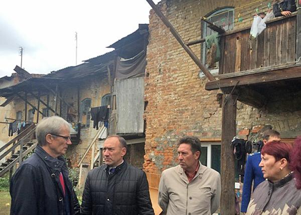 Ирбит, обрушение дома|Фото: прокуратура Свердловской области