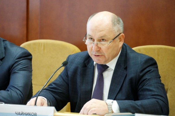 Валерий Чайников|Фото: ДИП губернатора Свердловской области