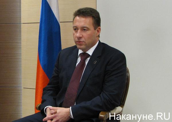 Игорь Холманских, пресс-конференция|Фото: Накануне.RU