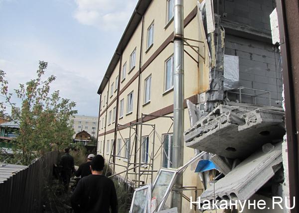 Дом Журналистов, Екатеринбург, Хасановская, 70, снос|Фото: Накануне.RU