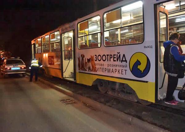 Екатеринбург, ДТП, трамвай, пенсионерка|Фото: ОГИБДД УМВД России по г. Екатеринбургу