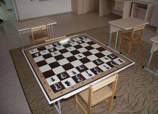 ханты-мансийский банк, хмб, детский сад самолетик, шахматы|Фото: ханты-мансийский банк