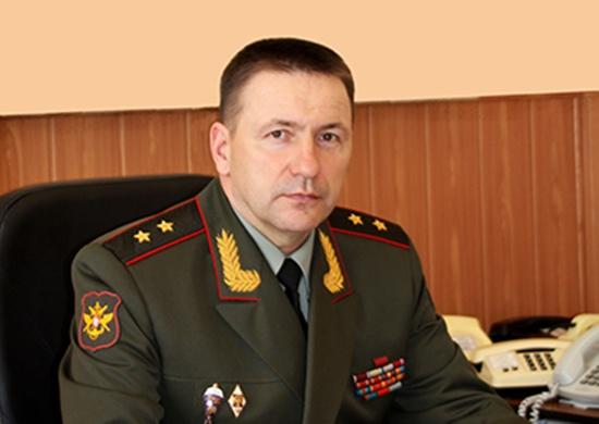 Начальник штаба ЦВО генерал-лейтенант Евгений Устинов|Фото: ЦВО