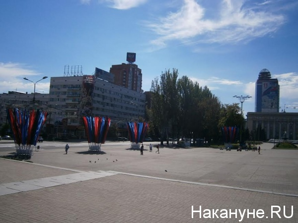 ДНР, Донецк|Фото: Накануне.RU