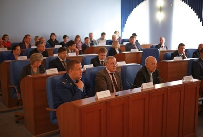 Первое заседание думы Нефтеюганска VI созыва|Фото: admugansk.ru