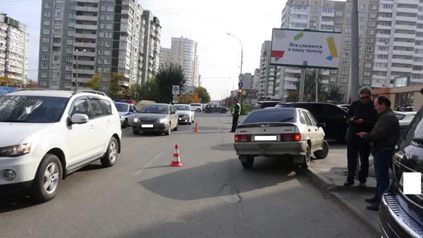 Екатеринбург, ДТП, школьница|Фото: ГИБДД Екатеринбурга
