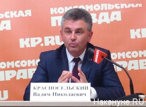Вадим Красносельский|Фото: Накануне.RU