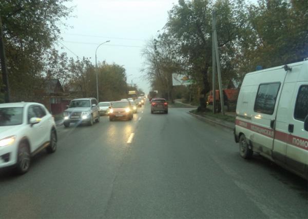 ДТП, Екатеринбург, грузовик, Проезжая Фото: ГУ МВД России по СО