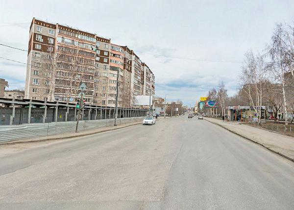 ул. Фурманова, Екатеринбург|Фото: мэрия Екатеринбурга