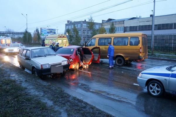 ДТП Нижний Тагил МЧС|Фото: ГИБДД Свердловской области