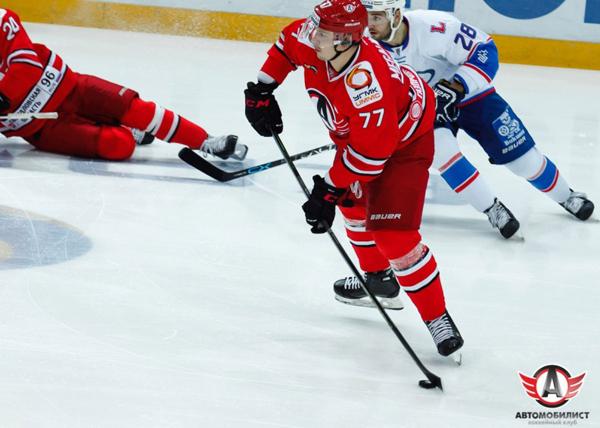 хоккей, КХЛ, Автомобилист, Лада Фото: ХК Автомобилист
