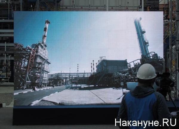 Антипинский НПЗ, Новый поток, New Stream|Фото: накануне.ru