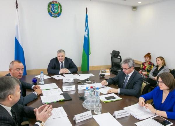 Геннадий Бухтин, заместитель губернатора|Фото:Департамент общественных и внешних связей Югры