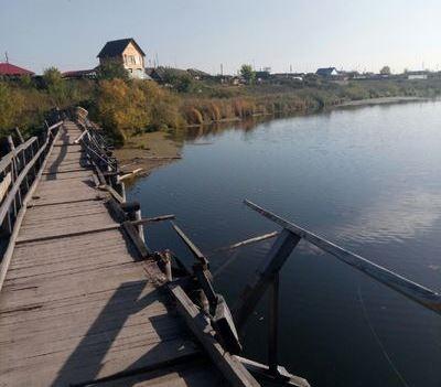река Тугулымка разрушенный мост|Фото: prokuratura.ur.ru