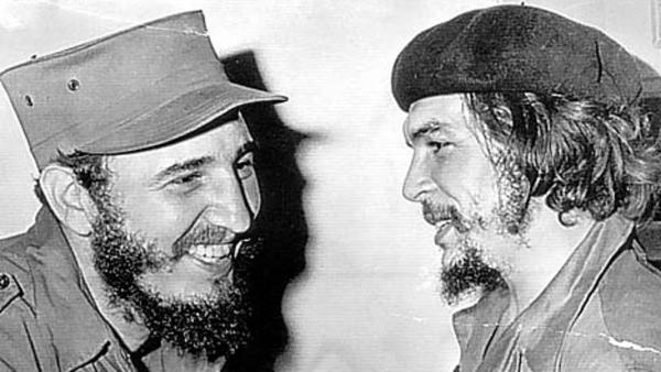 Фидель Кастро и Че Гевара|Фото:
