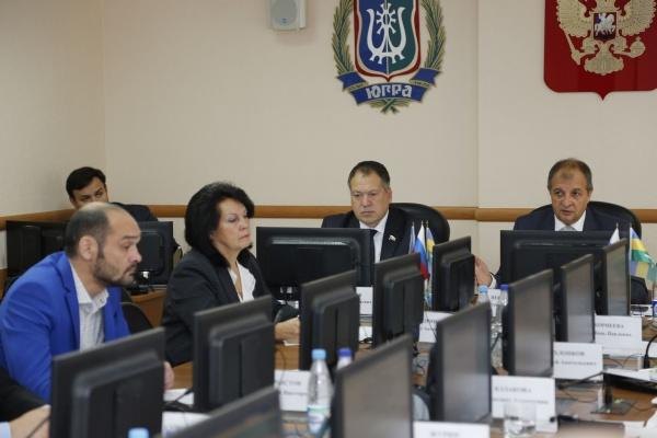 Внеочередное заседание думы Ханты-Мансийска|Фото: admhmansy.ru