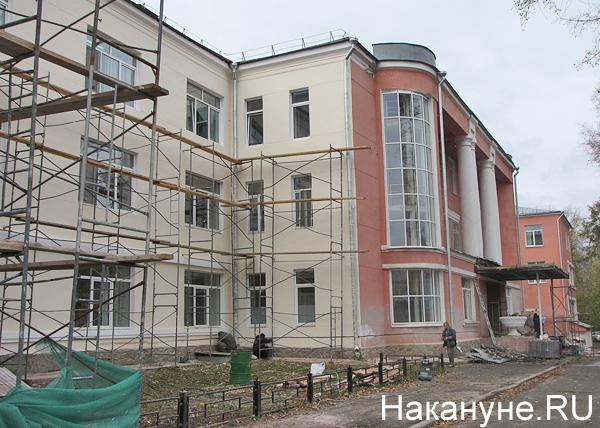 НИИ ОММ, Екатеринбург Фото: Накануне.RU