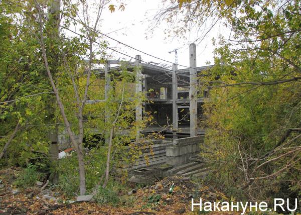НИИ ОММ, недострой, недостроенный акушерский корпус|Фото: Накануне.RU