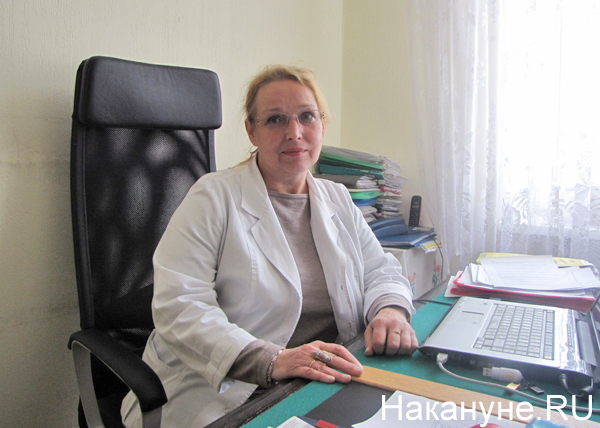 НИИ ОММ, Галина Мальгина Фото: Накануне.RU