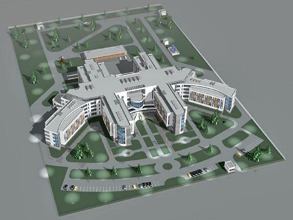 НИИ ОММ, проект в Академическом районе Фото: Правительство Свердловской области