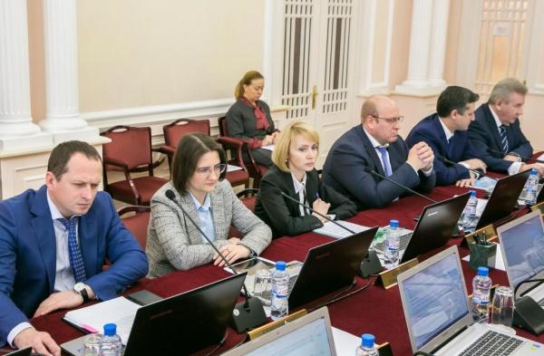 Заседание правительства ХМАО (14.10.16)|Фото: admhmao.ru