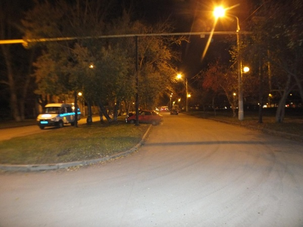 Гагарина, Курган, ДТП, ВАЗ|Фото:ГИБДД УМВД России по Курганской области