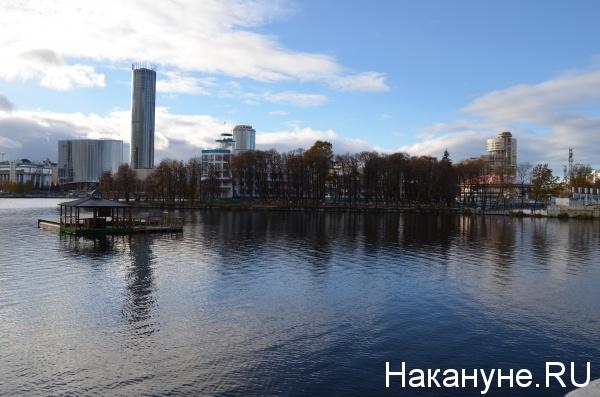 городской пруд, набережная, Динамо|Фото: Накануне.RU