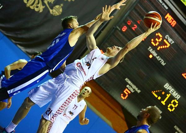 баскетбол, БК Урал, Суперлига, МБА|Фото: БК Урал