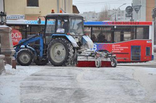 Екатеринбург, дорожные службы, снег, уборка, гололедица|Фото: мэрия Екатеринбурга