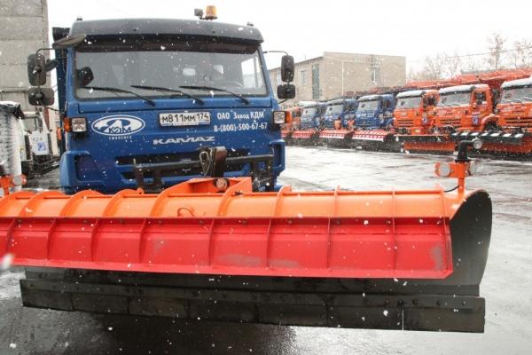 Камаз, уборочная техника, Челябинск,|Фото: администрация Челябинска