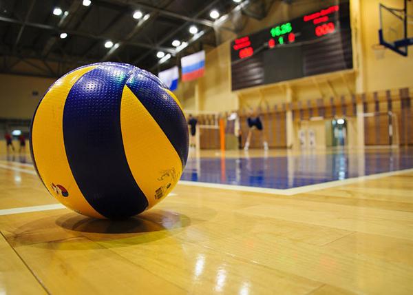 волейбол, волейбольный мяч|Фото: мэрия Екатеринбурга