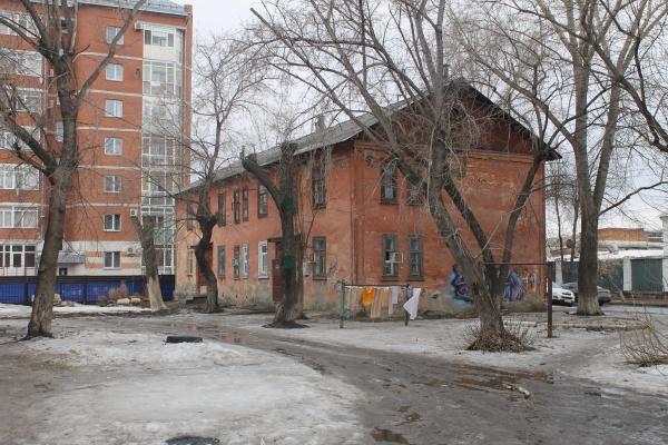 улица Кирова, аварийный дом, ОНФ, Курган|Фото:ОНФ Курганской области