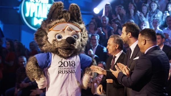 талисман, волк, футбол, ЧМ, Забивака|Фото:ru.fifa.com