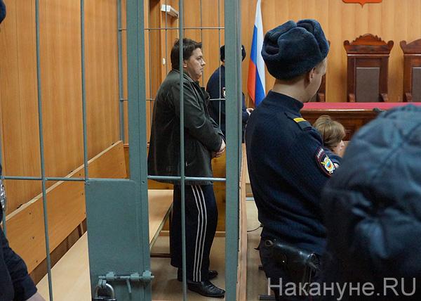 суд, Екатеринбург, Александр Игнатьев Фото: Накануне.RU