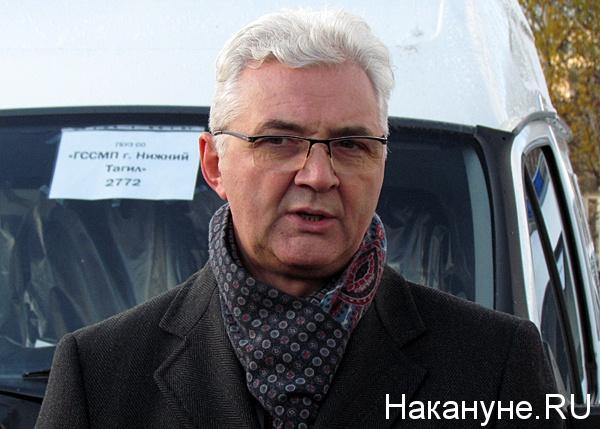 якоб александр эдмундович глава администрации екатеринбурга|Фото: Накануне.ru
