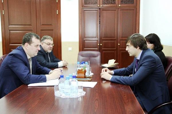 Сергей Кравцов в Карелии|Фото: Правительство Республики Карелия