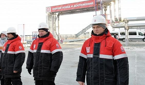 Открытие Пякяхинского месторождения Фото: правительство.янао.рф