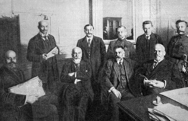 Временный комитет Государственной думы|Фото: