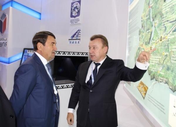 Сергей Маслов, Северный широтный ход|Фото: пресс-служба Корпорации развития